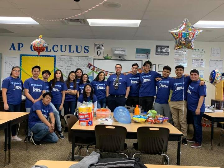 Mr Garduño's Birthday Party T-Shirt Photo