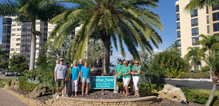 Showing Our Pride In Harbour Pointe  T-Shirt Photo