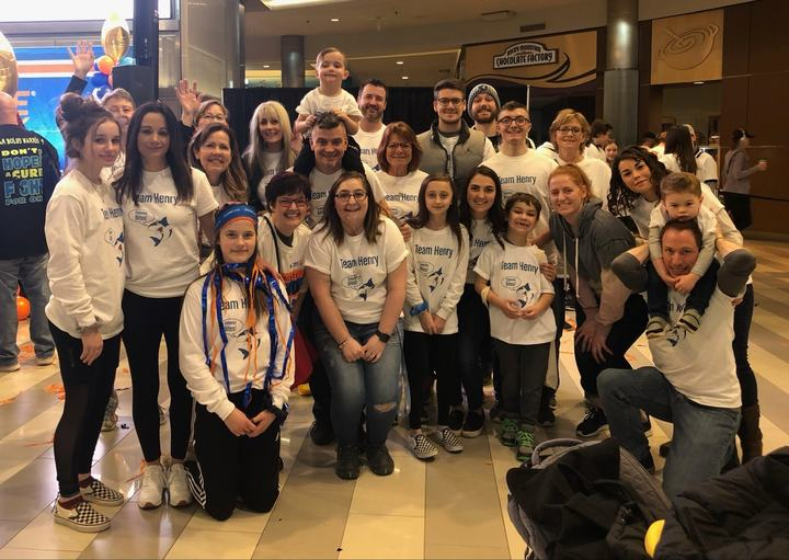 Jdrf One Walk At Mall Of America, Mn T-Shirt Photo