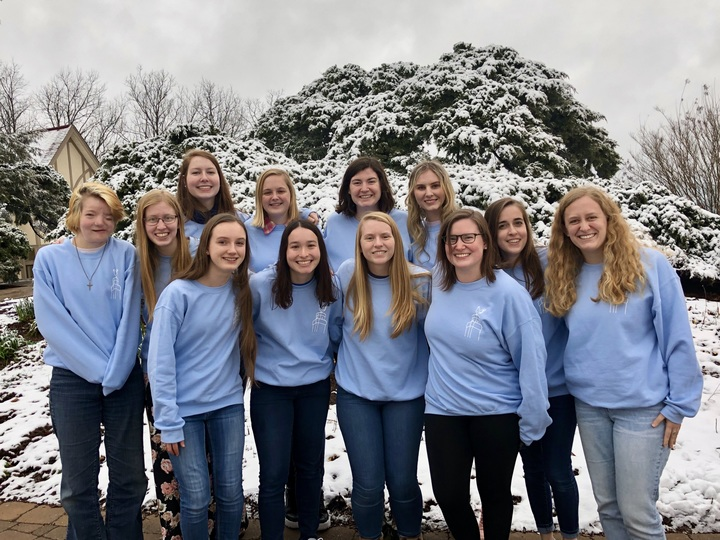 Covenant College  4th Central T-Shirt Photo