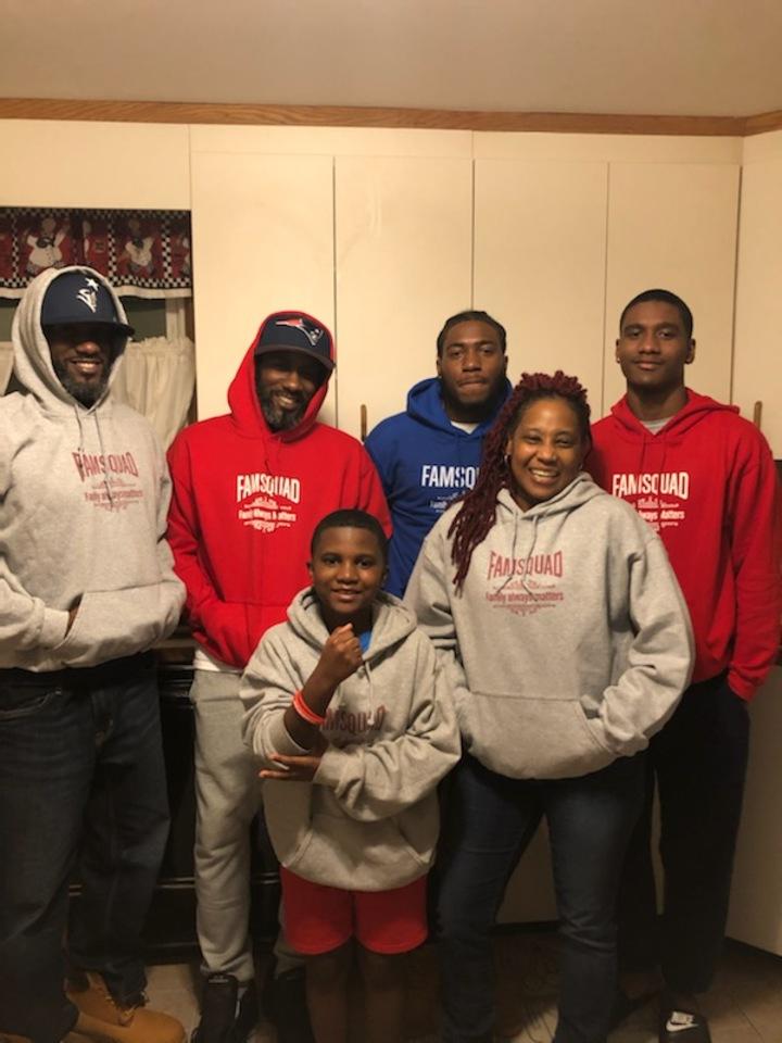 Family Always Matters  T-Shirt Photo