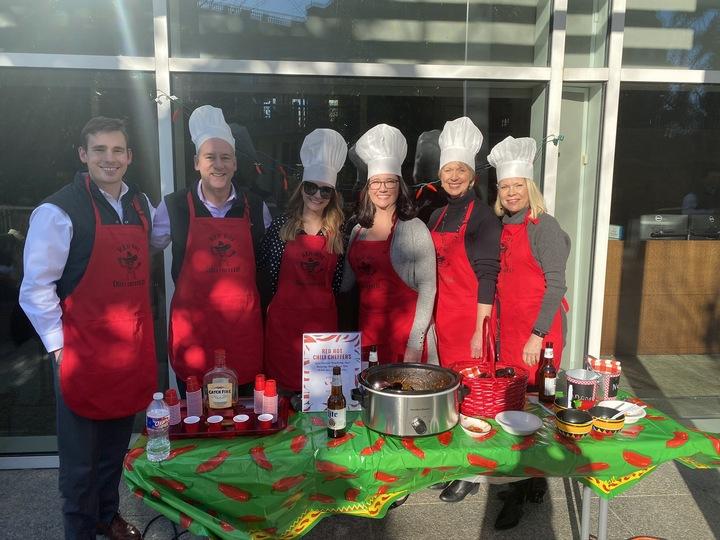 Red Hot Chili Cheffers Team T-Shirt Photo