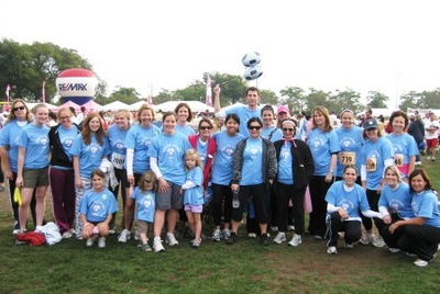 Team For Lorraine Susan G Komen Race For The Cure T-Shirt Photo