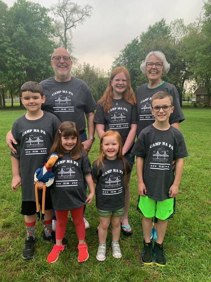 Camp Ma Pa T-Shirt Photo