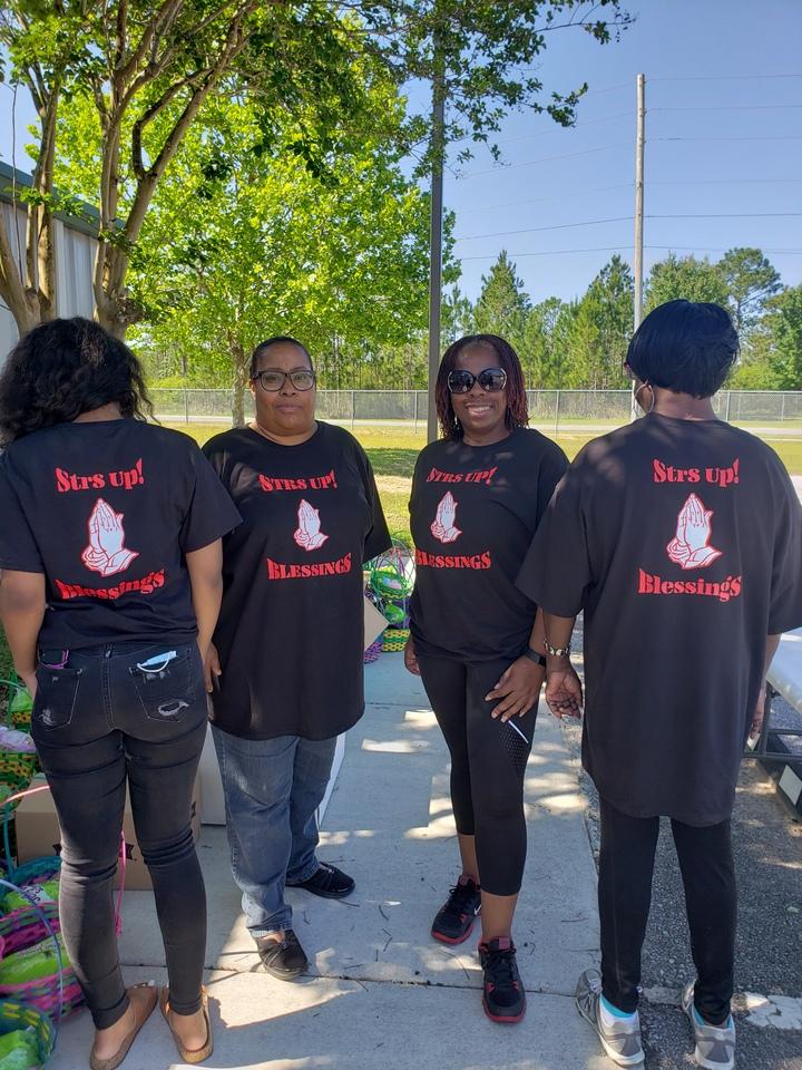 Team Str8 Up! T-Shirt Photo