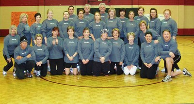 Judson Boot Camp Survivors T-Shirt Photo