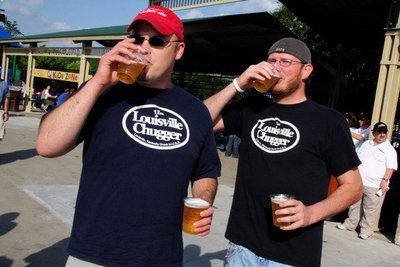 Louisville Chuggers T-Shirt Photo