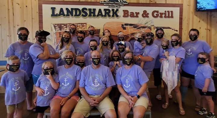 Family Palooza Lake Of The Ozarks 2020 T-Shirt Photo