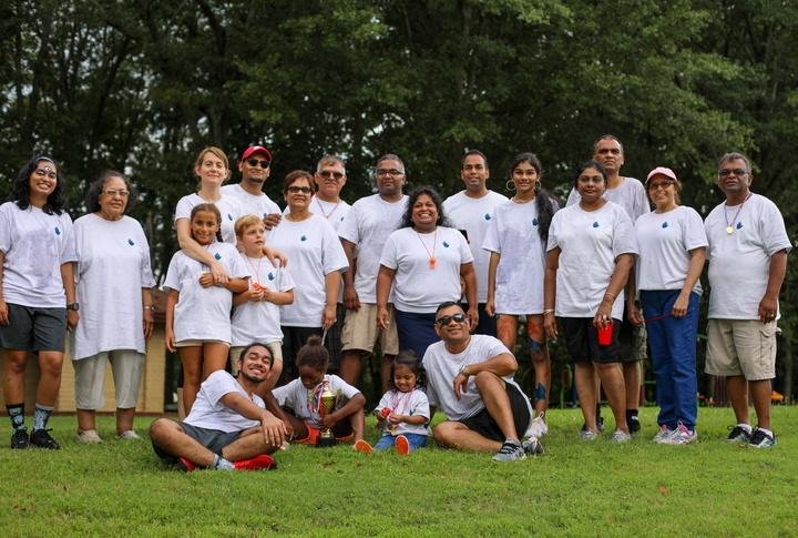 Family Field Day T-Shirt Photo
