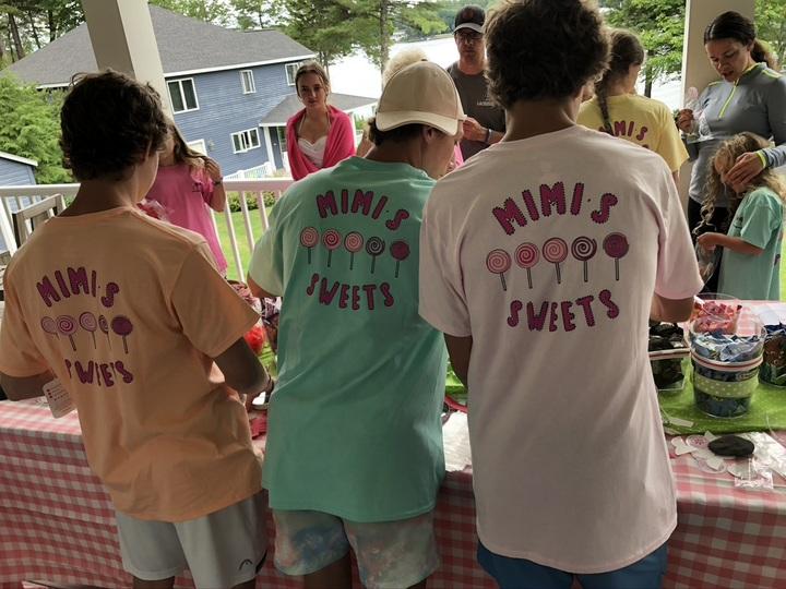 Cousin Candy Shop T-Shirt Photo