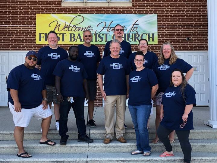 Fbc Staff T-Shirt Photo