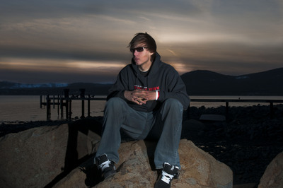 T D Hoodies In Lake Tahoe T-Shirt Photo