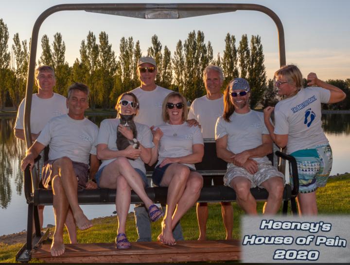 Heeney's House Of Pain  T-Shirt Photo