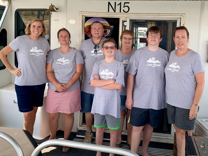 Lake Powell 2020 T-Shirt Photo