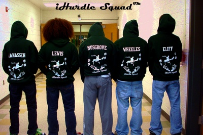 Hurdle Squad T-Shirt Photo
