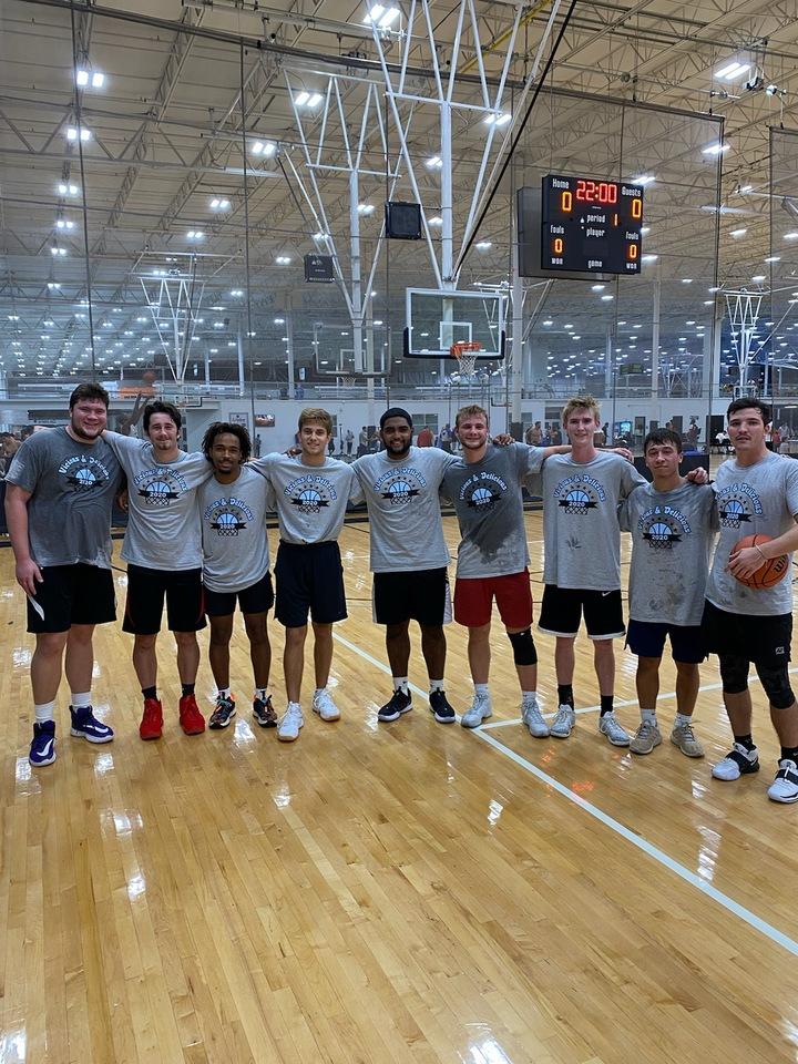 Basketball T-Shirt Photo
