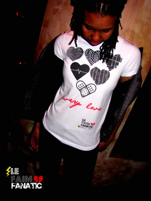 Mad Love At Kush Lounge Nyc T-Shirt Photo