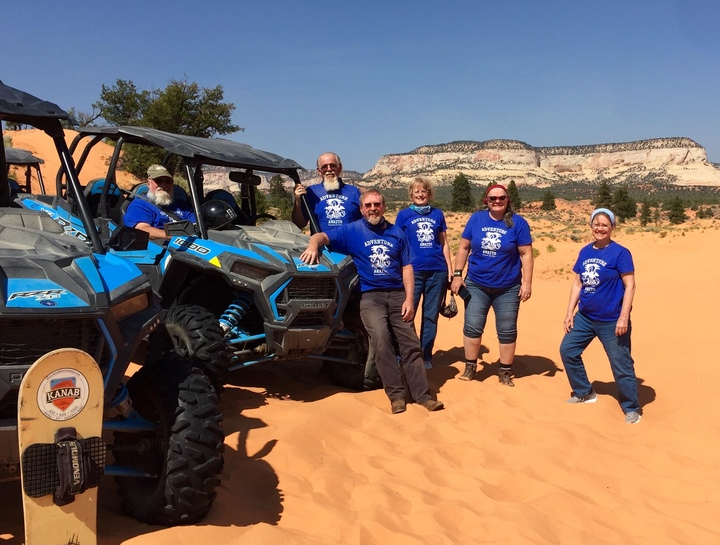 Kanab Adventure T-Shirt Photo