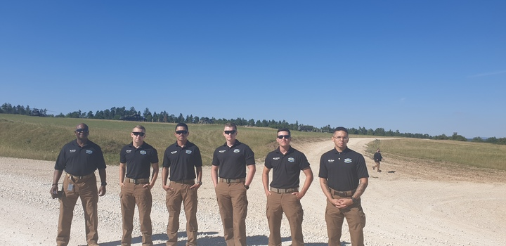 The Joint Multinational Readiness Center Protocol Team T-Shirt Photo