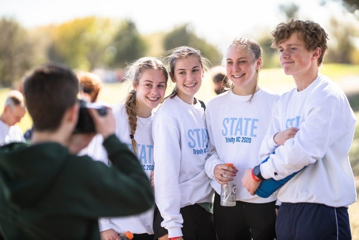Cross Country State 2020 T-Shirt Photo