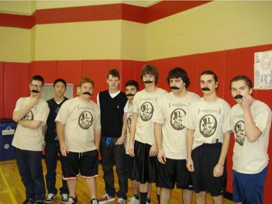 Handsome Men's D Ball Coalition T-Shirt Photo