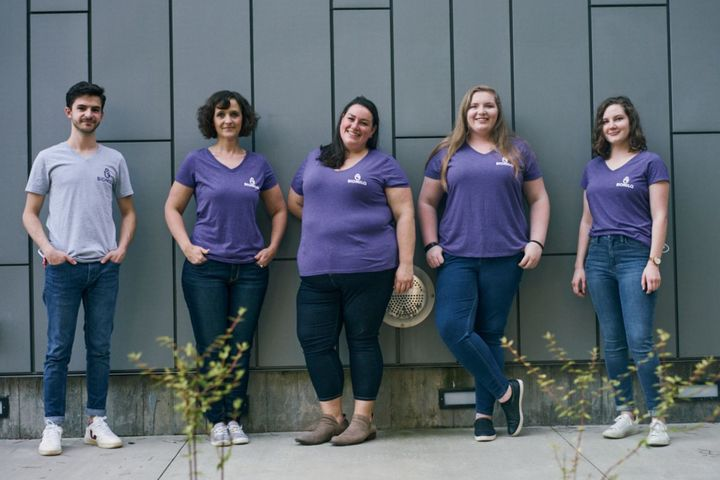 Biomilq Team T-Shirt Photo