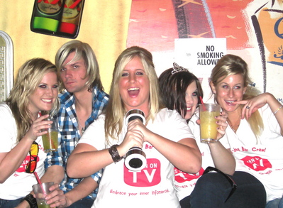 As Seen On Tv Bar Crawl T-Shirt Photo
