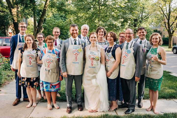 Wedding Finery! T-Shirt Photo