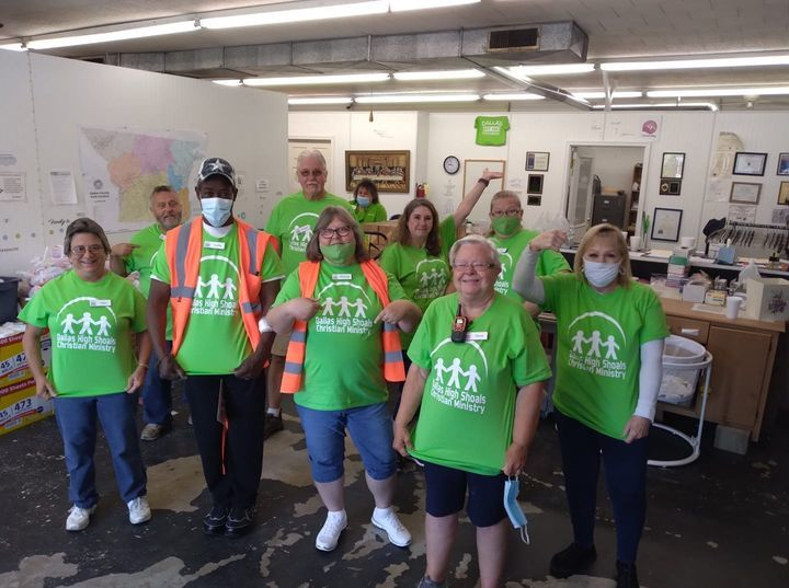 Our Volunteers Are The Best! T-Shirt Photo