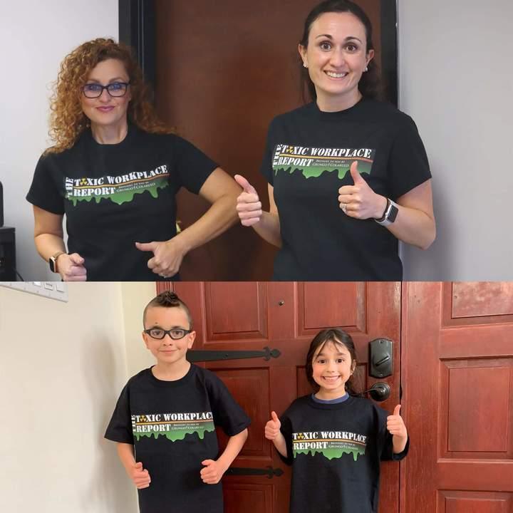 Twr Twinning T-Shirt Photo