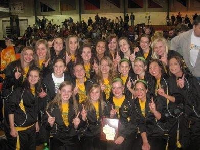 Regional Dance Champions From Wisconsin! T-Shirt Photo