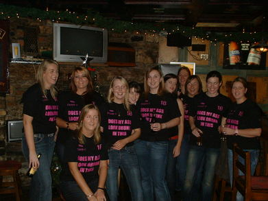 18 Pubs T-Shirt Photo
