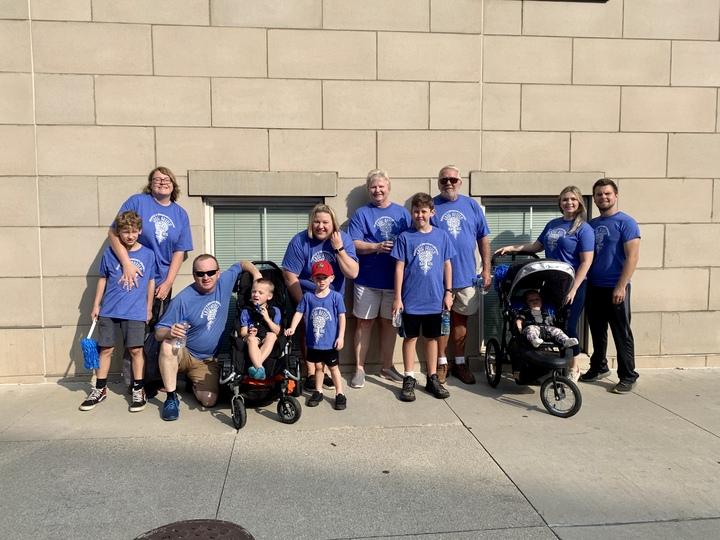 Brantley & Bronson's Brigade T-Shirt Photo