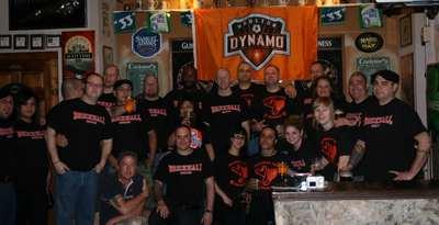 Brickwall Firm   Houston T-Shirt Photo