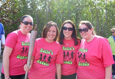 Ms Walk 2010 T-Shirt Photo