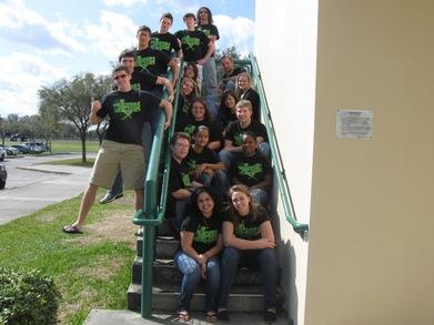 Mr. Lynch's 3rd Period Ap Chemistry Class T-Shirt Photo