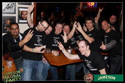 Stocker's Stag T-Shirt Photo