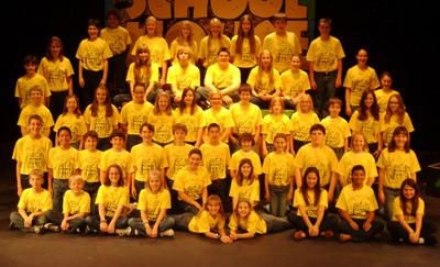 Fall Production Of School House Rock T-Shirt Photo