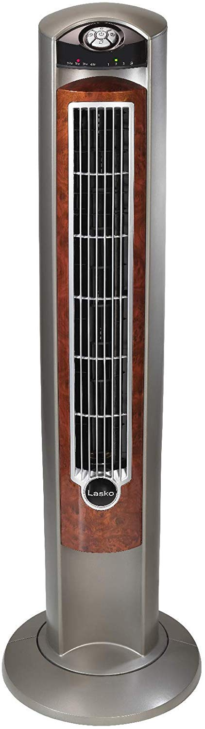 Lasko Wind Curve Tower Fan With Remote Control