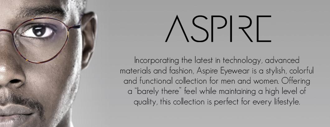 Aspire Link to www.aspireeyewear.com