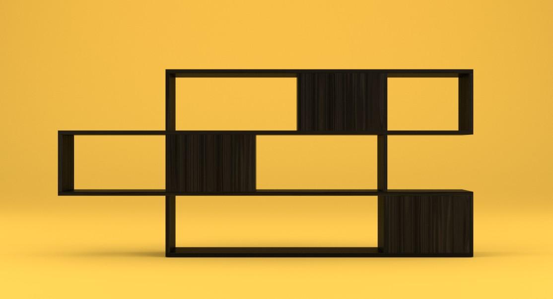 Gallery 3d Shelf Table Bookcase 4 Blender Models
