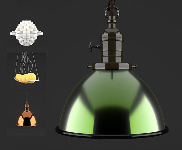 3dmodernlamps