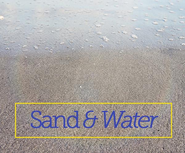 Sandandwater