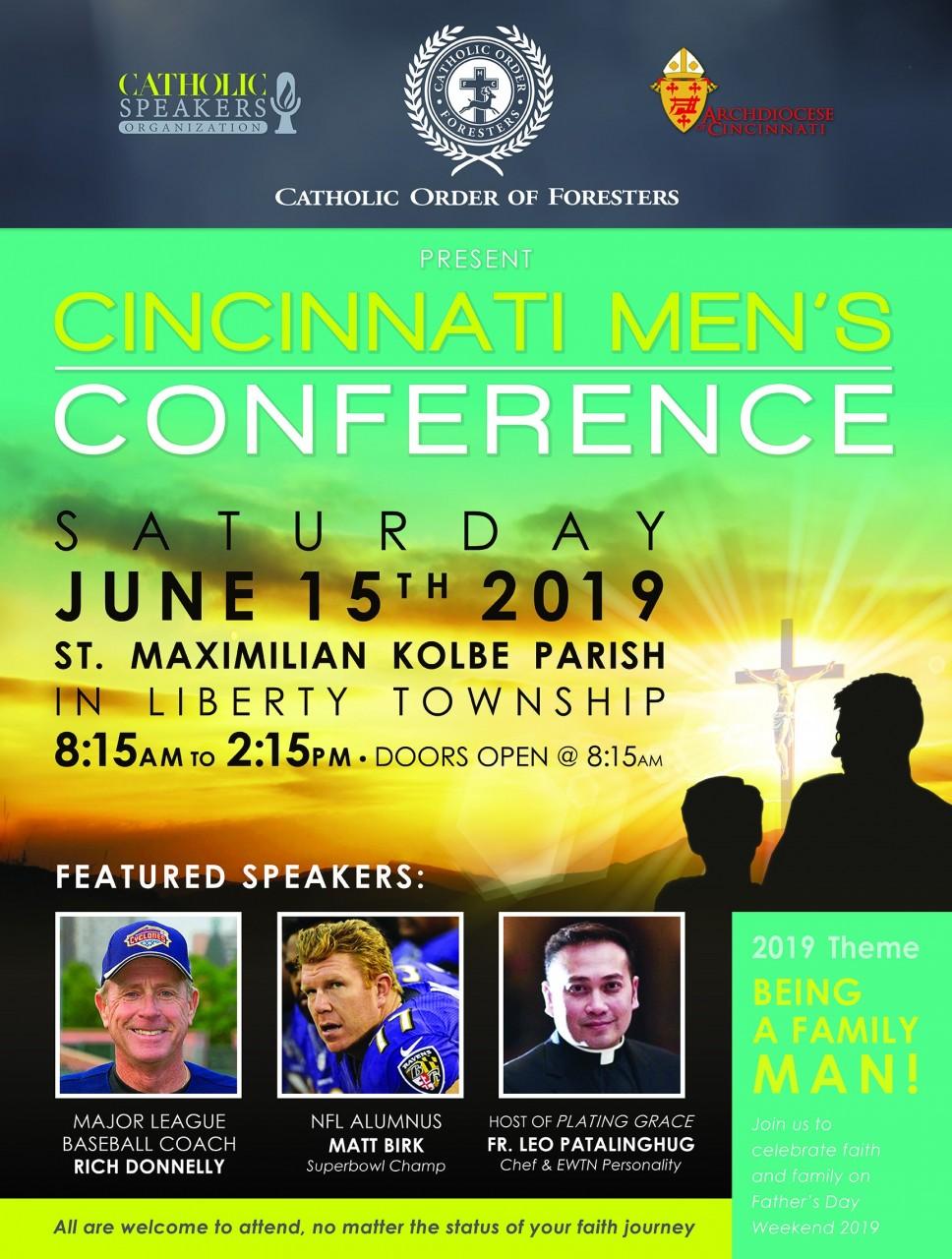 Cincinnati Mens Conference