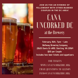 Cana Uncorked DC February 2019