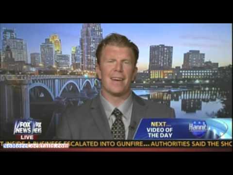 Hannity interviews Baltimore Ravens Center Matt Birk who declined invitation to White House