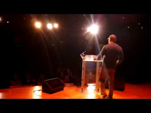 Bas Rutten Intro To Talk, 2018 Cincinnati Men's Conference