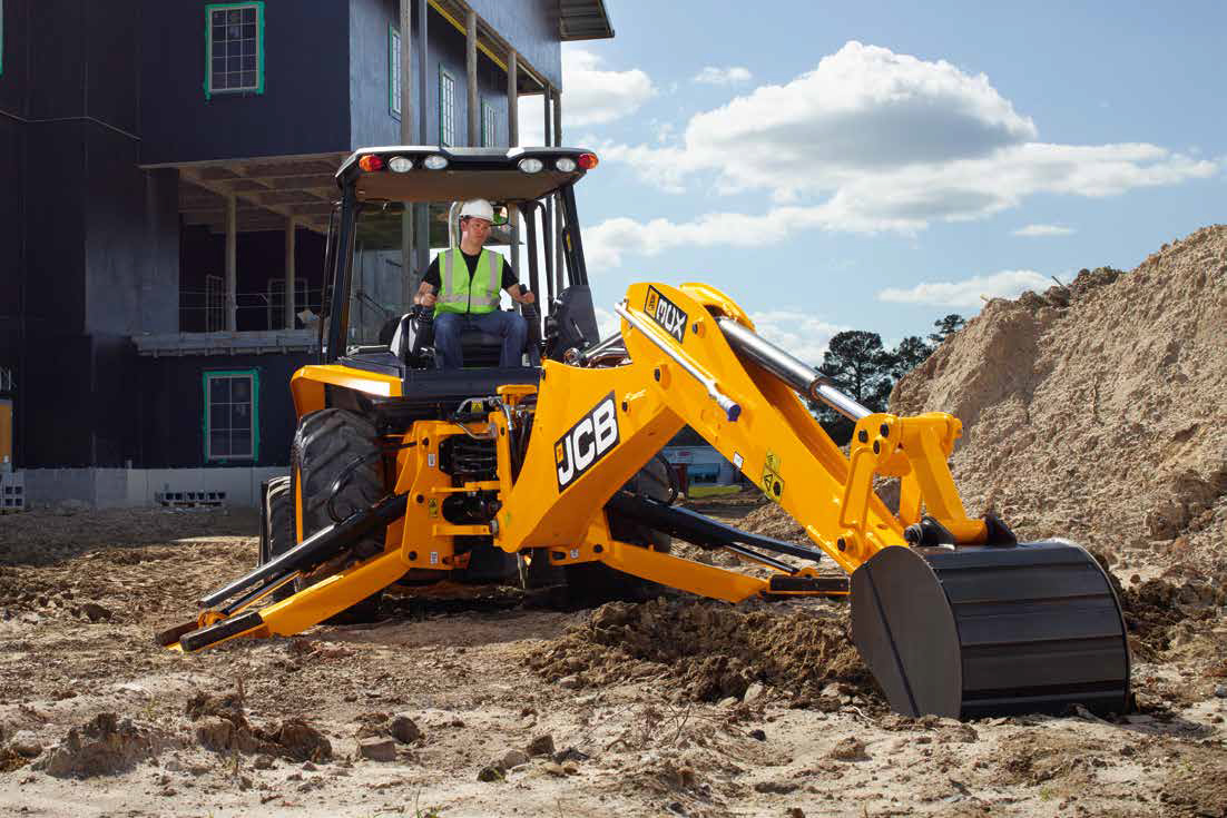 JCB Construction Equipment For Rent