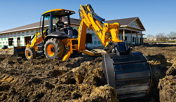 2019, JCB, 3CX 15 Super, Loaders