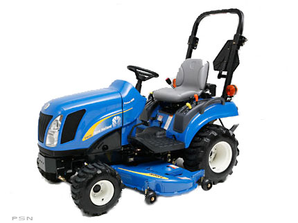 2008 New Holland Agriculture Boomer™ Sub Compact   Boomer 1025